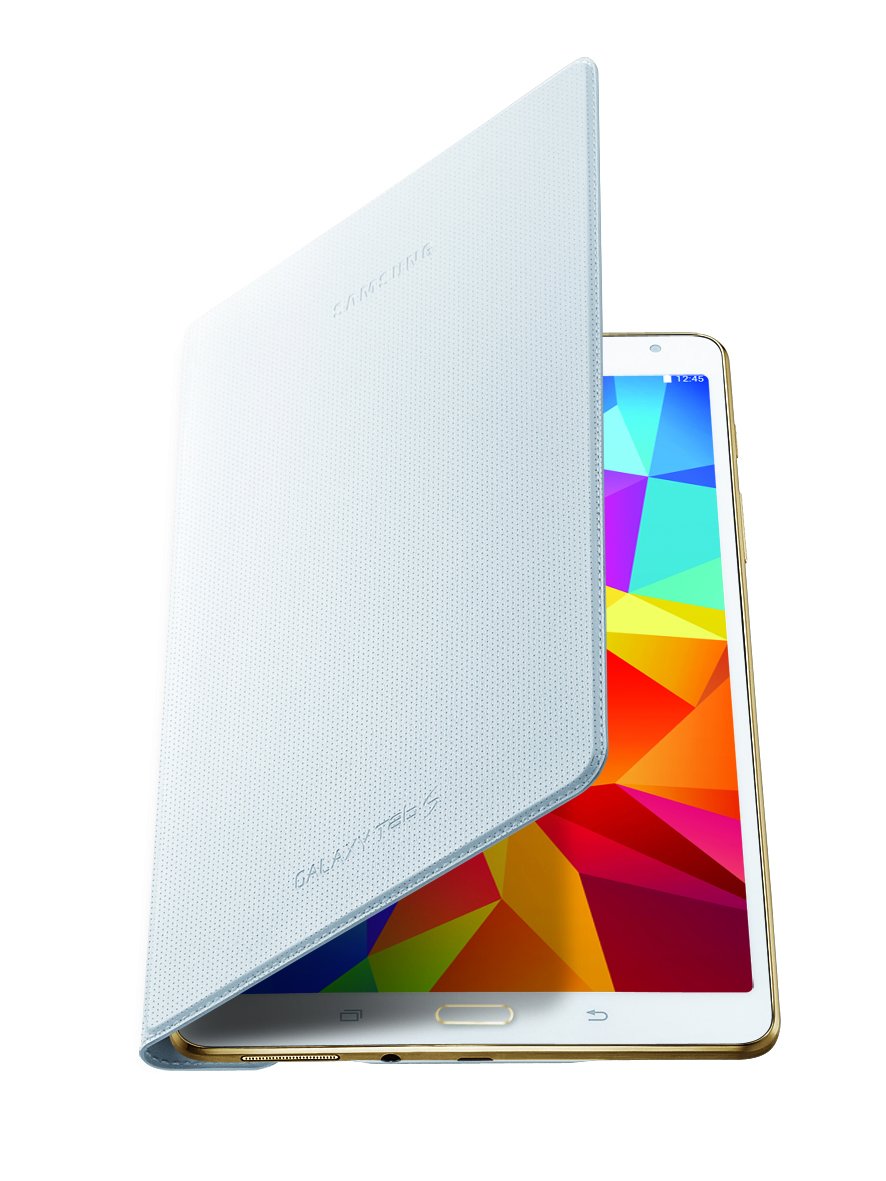 Samsung Book Cover and Simple Cover for the aGalaxy Tab S 8.4