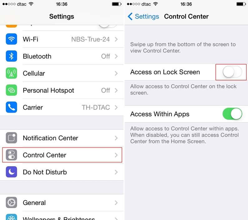 iOS 7.1.1 Bug