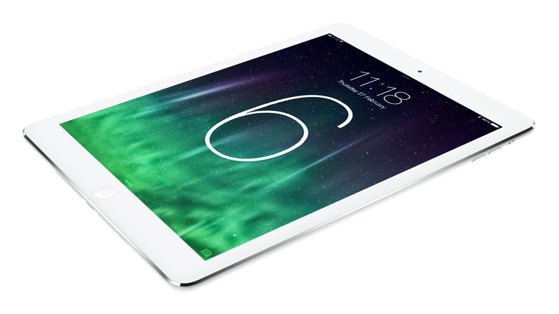 ลือ iPad Air 2 จะใช้ชิป A8 กล้องอัพเป็น 8 ล้านพิกเซล รูปร่างหน้าตาเหมือนเดิม
