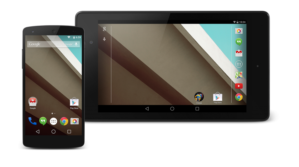 สรุปงาน Google I/O: เปิดตัว Android L, Android Wear, Android Fit, Android Auto และ Android TV