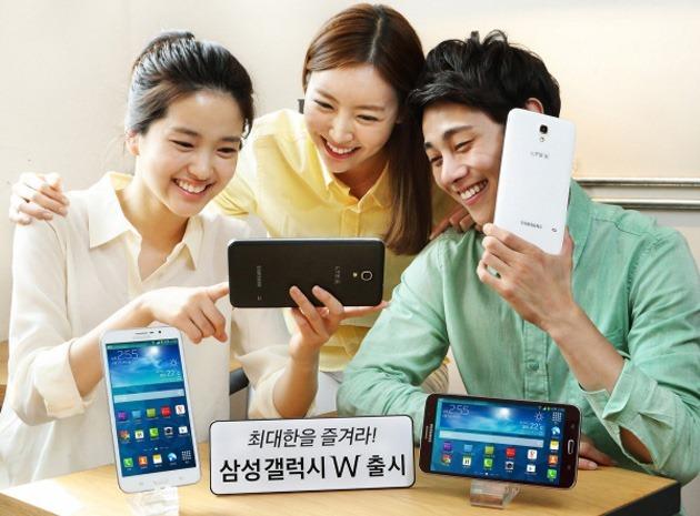 Samsung เปิดตัว Galaxy W อย่างเป็นทางการ จอใหญ่ 7 นิ้วกับหน้าตาแบบโทรศัพท์