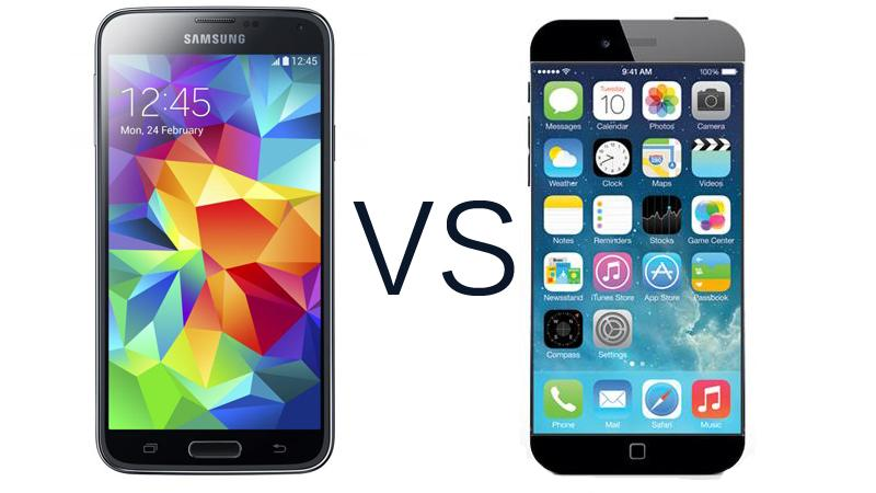 เมื่อไรเขามา…ชั้นจะไป!! Samsung สั่งลดการผลิต Galaxy S5 ลงถึง 25% เหตุเพราะ iPhone 6