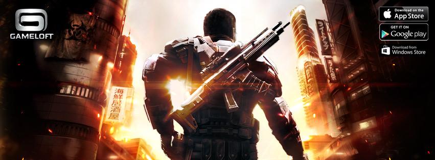 Modern Combat 5 : Blackout มาแล้วววว ภาพสวยกินขาดทุกเกม(บนมือถือ)