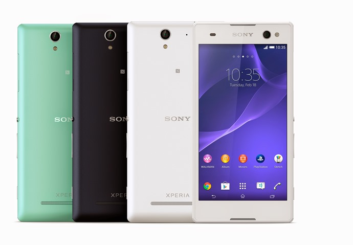 1_Xperia_C3_Group_Colours_Front(1)