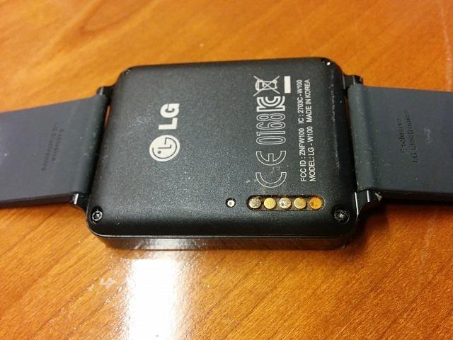 ผู้ใช้งาน LG G Watch เตือนอาจจะพบอาการแพ้บริเวณข้อมือได้