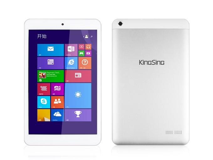 ถูกไปไหน ผู้ผลิตจีนออกแท็บเล็ต 3G ใช้ Windows 8 ในราคาแค่สามพันบาท