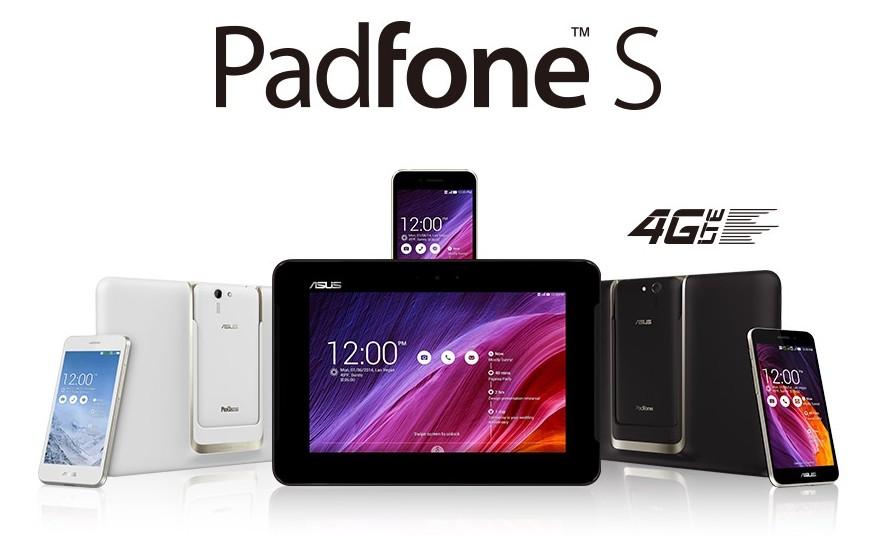 ตัวแรงมาแล้ว!! Asus PadFone S ซีพียู Snapdragon 801, Ram 2 GB ในราคาไม่ถึงหมื่น เจอกัน TME 2014 Showcase