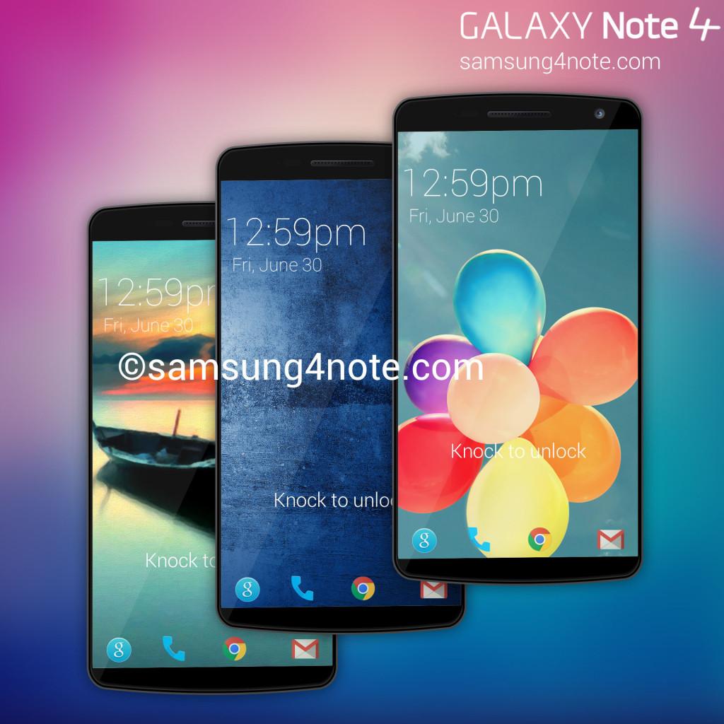 ลือ Samsung Galaxy Note 4 จะมาพร้อมเซ็นเซอร์วัดรังสี UV เปิดตัวกันยายนนี้
