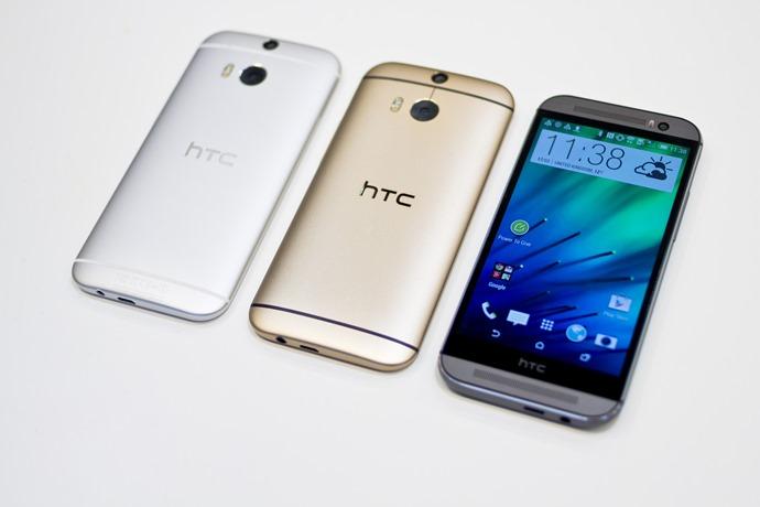 ยอดขาย HTC One M8 เริ่มแผ่ว จากภาวะการแข่งขันทั้งตลาดระดับกลางและบน