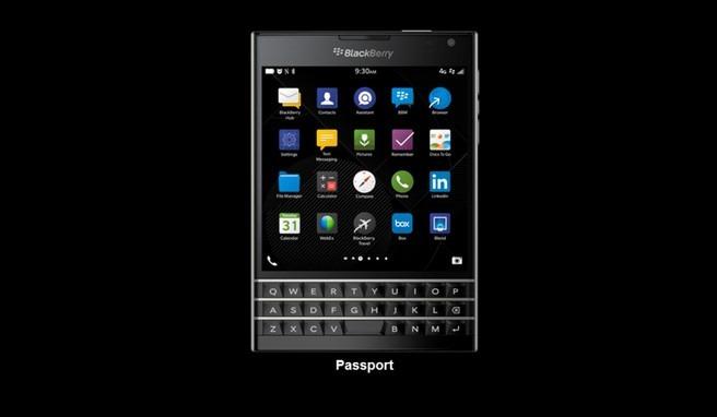 วีดีโอทดสอบการใช้งาน BlackBerry Passport เผยฟีเจอร์ใหม่ คีย์บอร์ดใช้งานเป็น trackpad ได้ด้วย