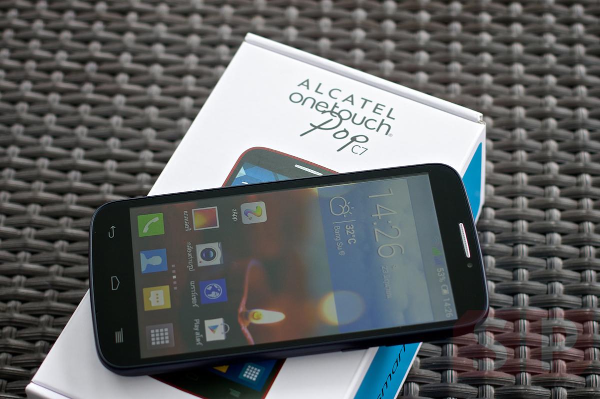 Review Alcatel Pop C7 SpecPhone 024