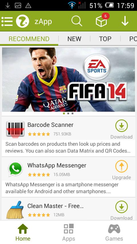 Review Alcatel Pop C7 SpecPhone 045