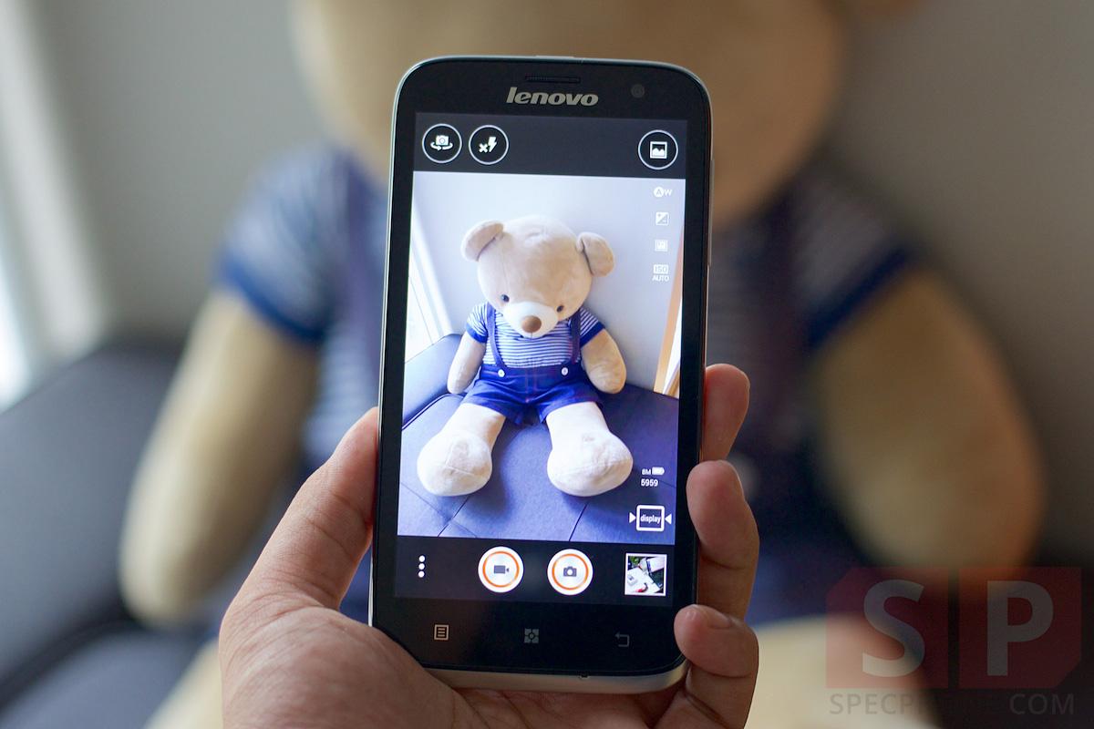 Review Lenovo A859 SpecPhone 0181
