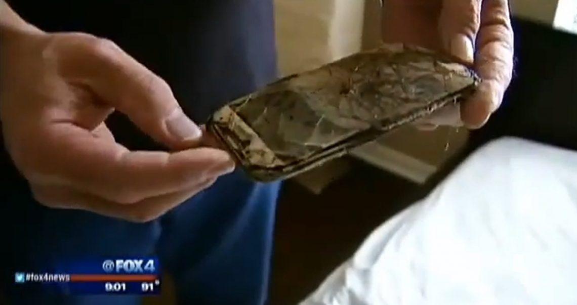 Samsung Galaxy S4 ไหม้คาเตียงสาวน้อยวัย 13 เหตุซุกไว้ใต้หมอน