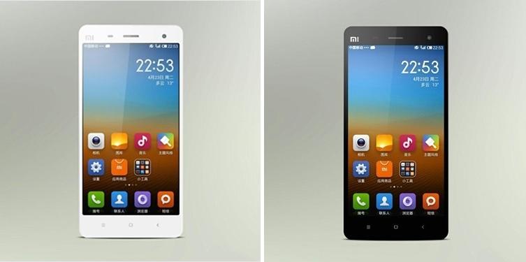 หลุดภาพเรนเดอร์ Xiaomi Mi4 ว่าที่มือถือสเปคเทพแต่ราคาไม่แพงตัวต่อไป