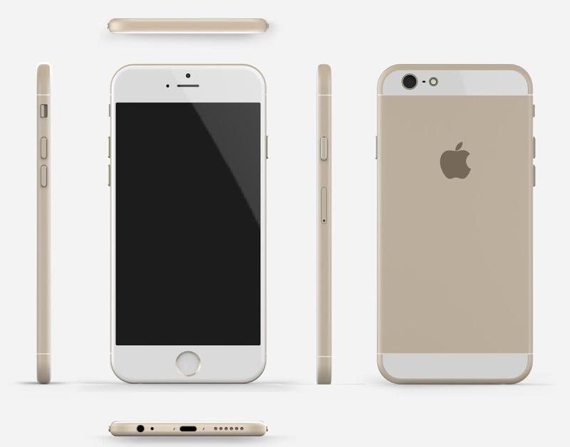 หลุดใบปลิวพร้อมราคา iPhone 6 และ iPhone 6 Air