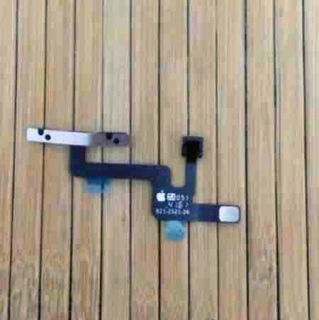 หลุดชิ้นส่วน iPhone 6 เพิ่มเติม คาดเป็นชิ้นส่วนของสาย cable ปุ่มปรับระดับเสียงและปุ่ม Lock