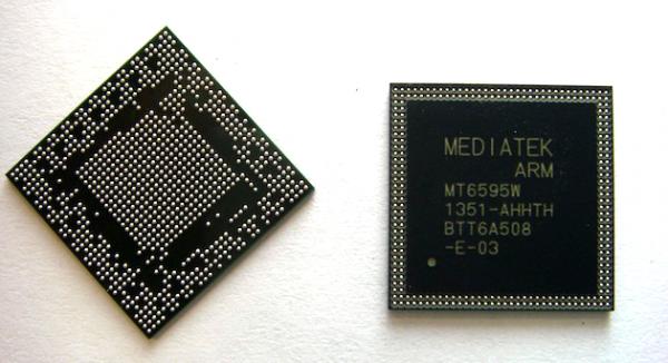 MediaTek เตรียมปล่อย CPU Octa-Core ตัวใหม่รองรับ 4G และจอ 2K แรงสุดถึง 2.5 GHz
