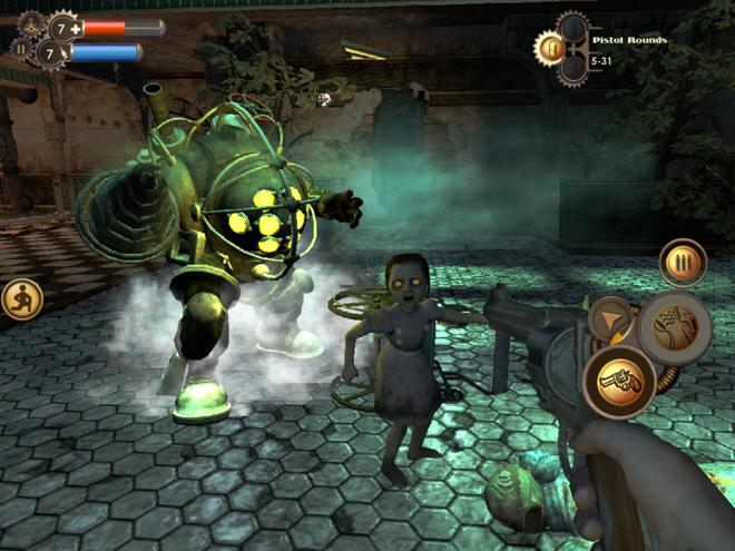 BioShock เกมระดับตำนาน กำลังจะถูกนำมาลงใน iOS แล้วเร็วๆนี้
