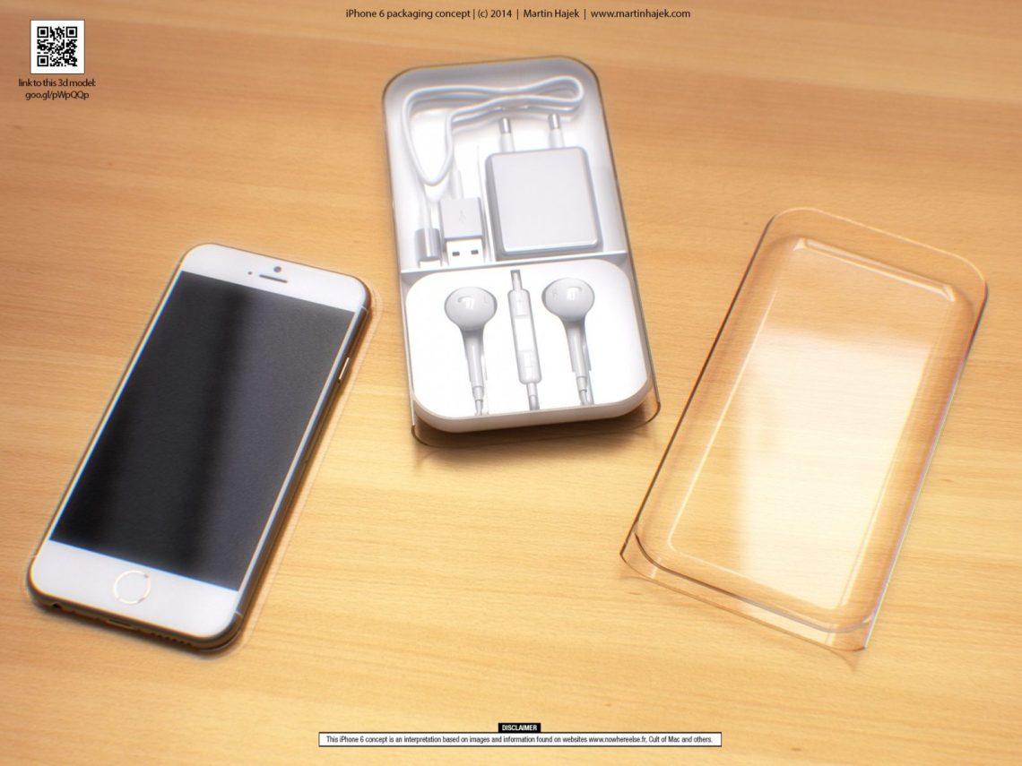 มาลองดูความน่าจะเป็นของกล่อง iPhone 6 บ้างว่าจะหน้าตาเป็นอย่างไร