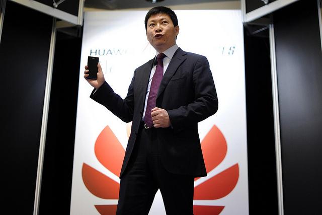 CEO Huawei มอง Windows Phone ไม่มีวันโต ส่วน Tizen คงไม่มีทางได้เกิด