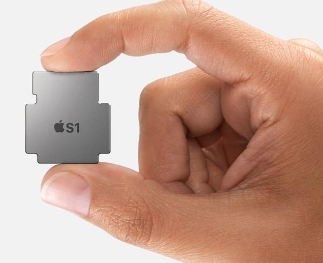 Apple-S1