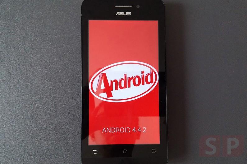 Asus Zenfone 4.4 kitkat