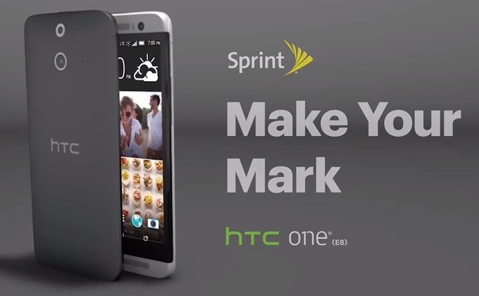 HTC One E8 Sprint 01