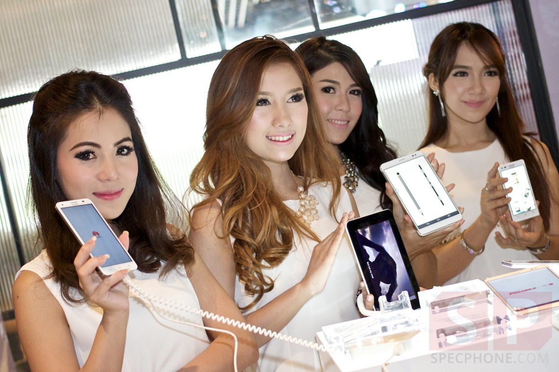 Hands-on พรีวิว Huawei Ascend G6 และ Huawei Honor 3X (G750) สมาร์ทโฟนสเปคคุ้มค่า ราคาไม่แพง