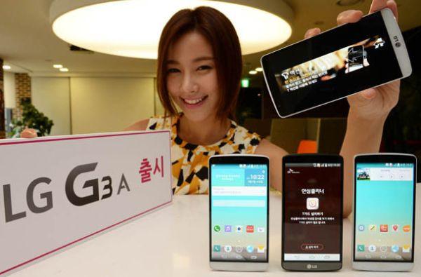 LG G3 แยกร่างส่ง G3 A สเปคแบบเดียวกับ G2 เป๊ะ จอ Full HD 5.2 นิ้ว Snapdragon 800 แรม 2 GB
