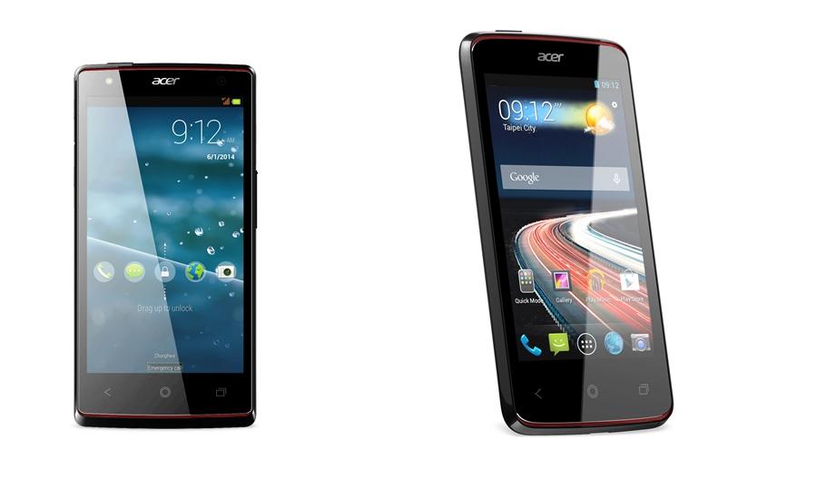 [PR News] Acer Liquid E3 และ Acer Liquid Z4 สมาร์ทโฟนสำหรับคนรักการเซลฟี สเปคคุ้มค่า ในราคาเกินห้ามใจ
