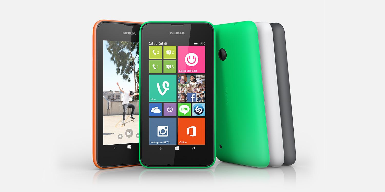 Nokia Lumia 530 Dual SIM hero jpg