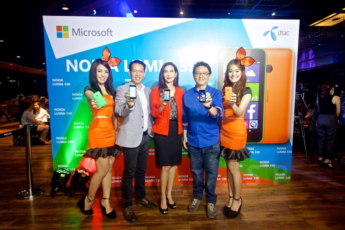 Hands-on พรีวิว Nokia Lumia 530 Dual Sim มือถือ Windows Phone 8.1 ซีพียู Quad Core ราคาเพียง 3,690 บาท