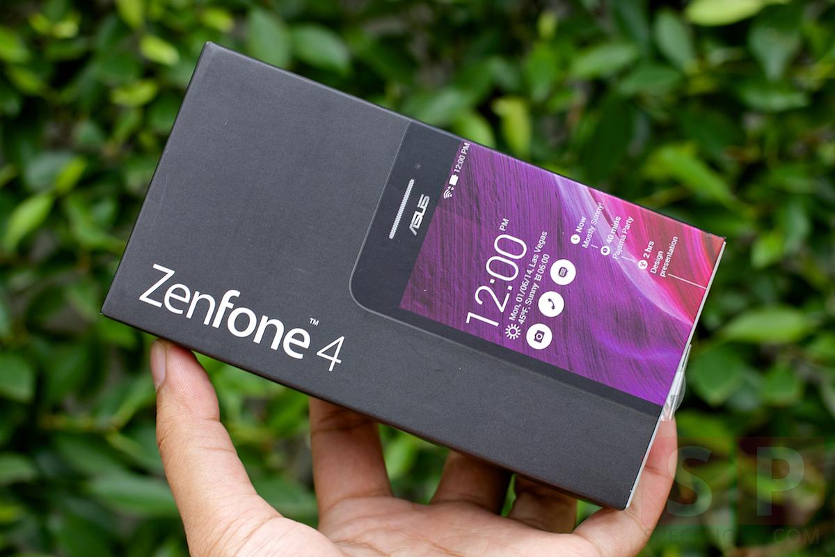 Review ASUS Zenfone 4 5 SpecPhone 046