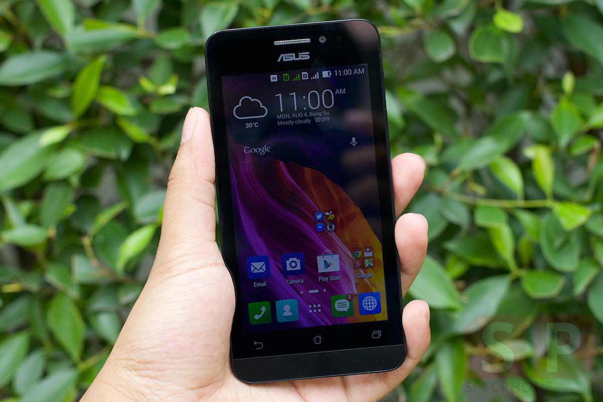 Review ASUS Zenfone 4 5 SpecPhone 049
