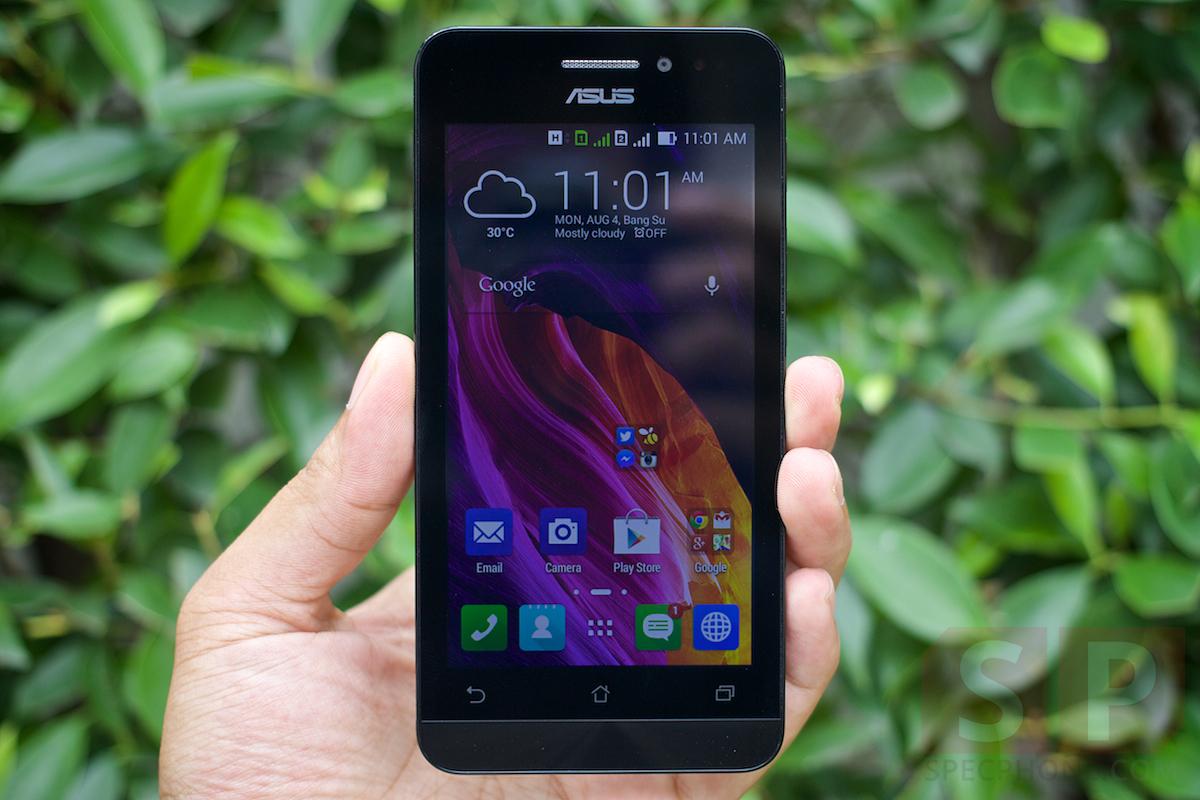 Review ASUS Zenfone 4 5 SpecPhone 052
