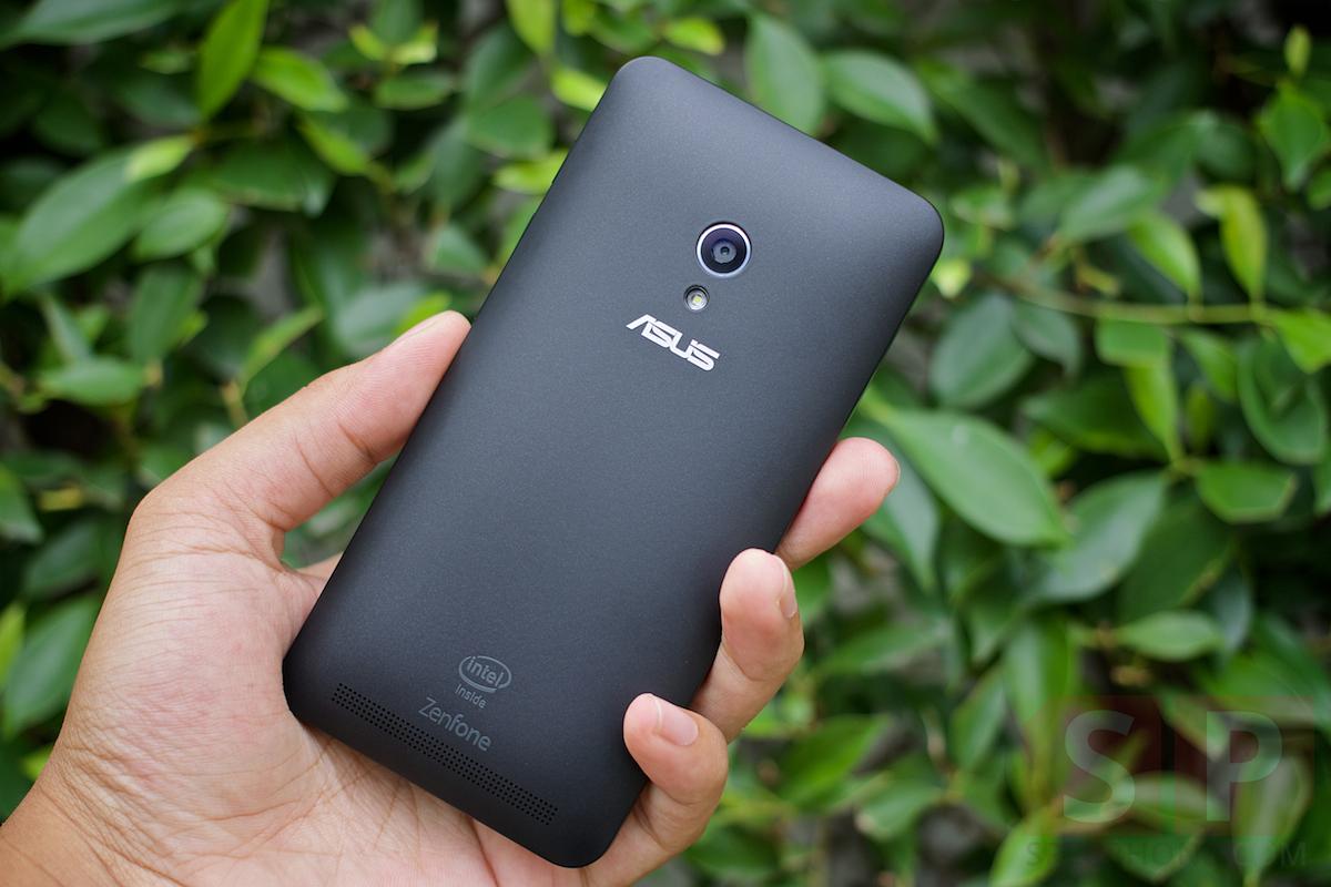Review ASUS Zenfone 4 5 SpecPhone 0541