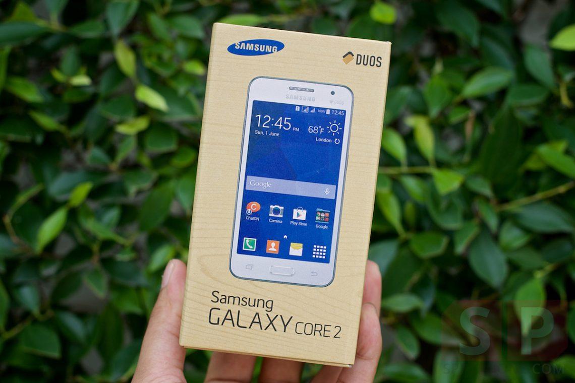 [Review] รีวิว Samsung Galaxy Core 2 Duos มือถือ Quad Core ใช้งาน 2 ซิม ในราคา 6,590 บาท