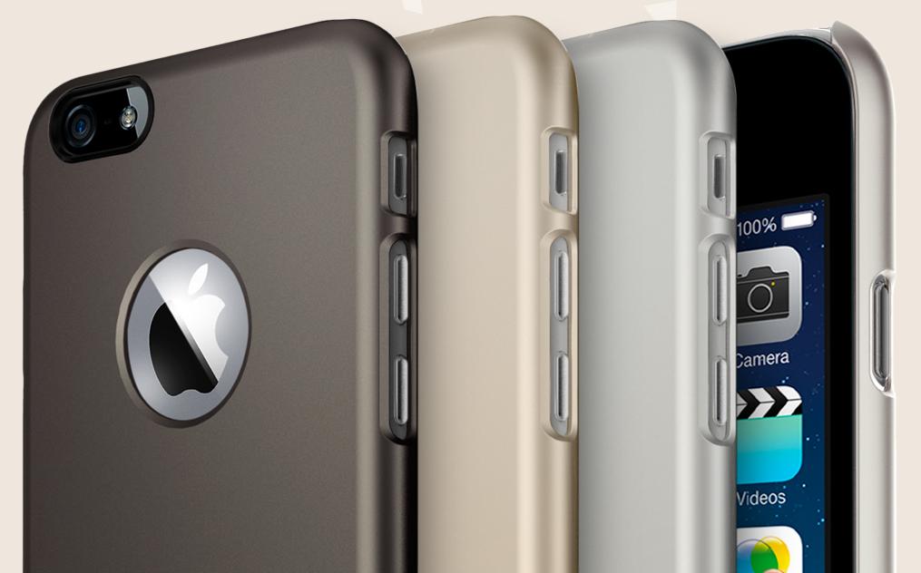 Spigen ปล่อยวิดีโอพรีวิวเคส iPhone 6 แล้ว รูปทรงตามข้อมูลที่ออกมาก่อนหน้านี้เป๊ะ