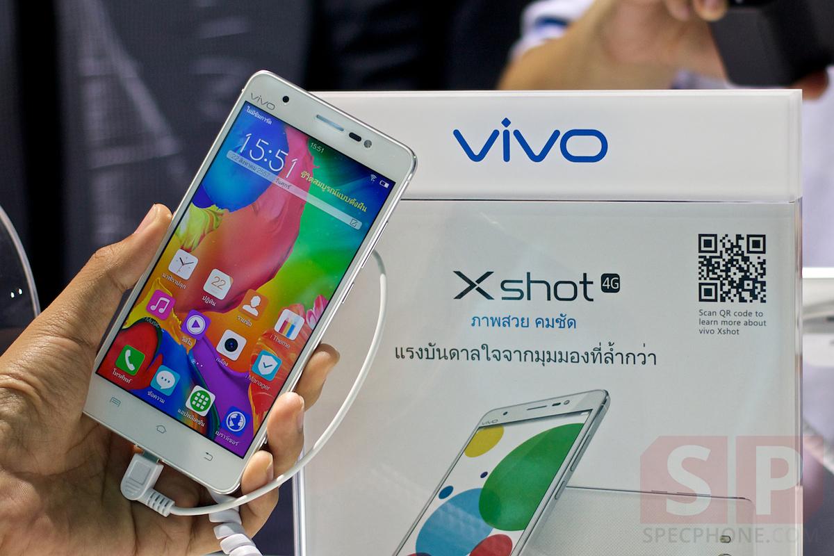 Hands-on พรีวิว Vivo Xshot สมาร์ทโฟนที่จะสมาร์ทกว่าทุกๆ เครื่อง สเปคเรือธง Snapdragon 801 ราคา 16,990 บาท