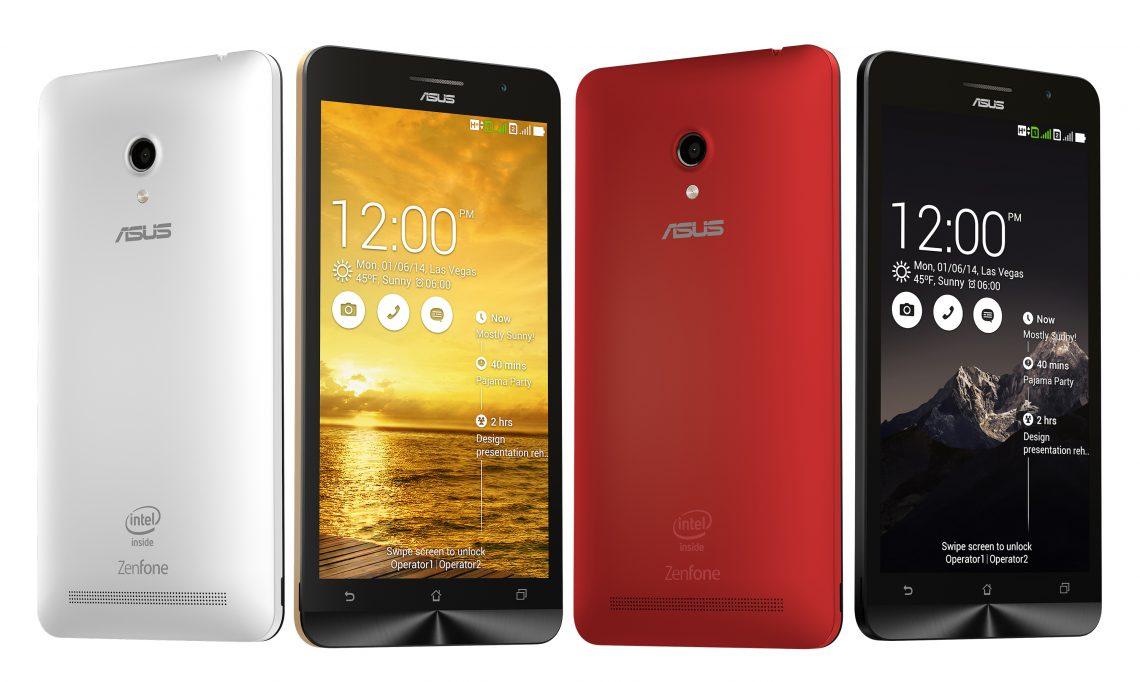 [PR] เอซุส เอาใจคนชอบจอใหญ่ด้วย ZenFone 6 (A601CG) ราคา 7,990
