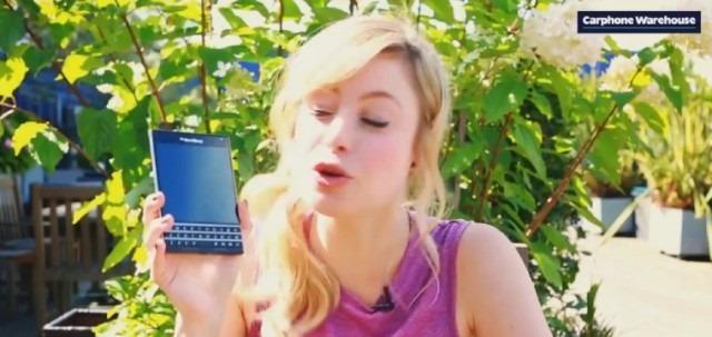 เว็บรัสเซียเดโม BlackBerry Passport แบบเต็มๆ เผยสเปคเพิ่มเติมบางส่วน