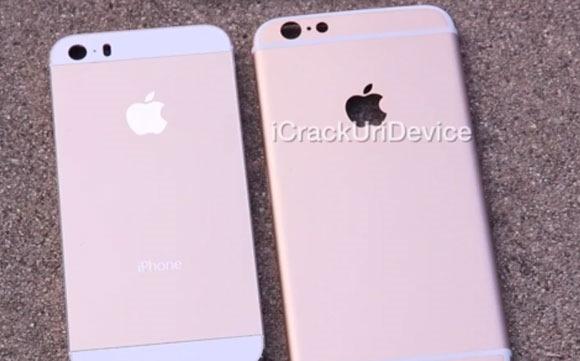 โลโก้ Apple ด้านหลัง iPhone 6 อาจจะไม่ได้เป็นไฟแจ้งเตือนอย่างที่คาดกัน
