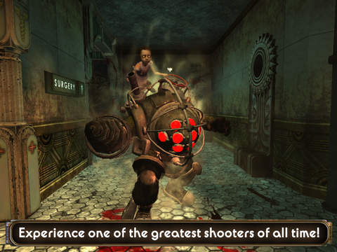 BioShock เปิดให้ชาว iOS โหลดไปเล่นได้แล้ว ราคาจัดเต็มที่ $14.99