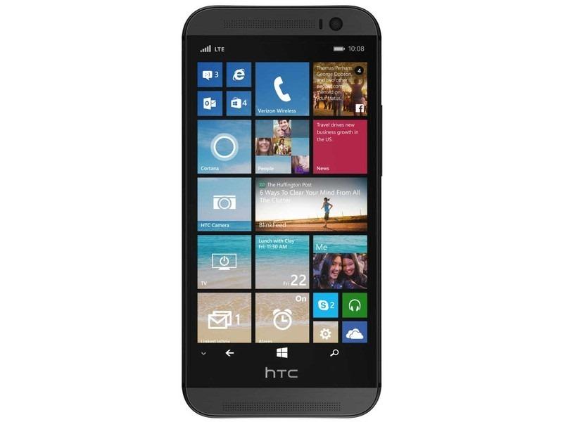 มีอยู่จริง รูปเรนเดอร์ของ HTC One M8 รุ่นที่ใช้ Windows Phone ปรากฏขึ้นบนเว็บไซต์โอเปอเรเตอร์ของสหรัฐ