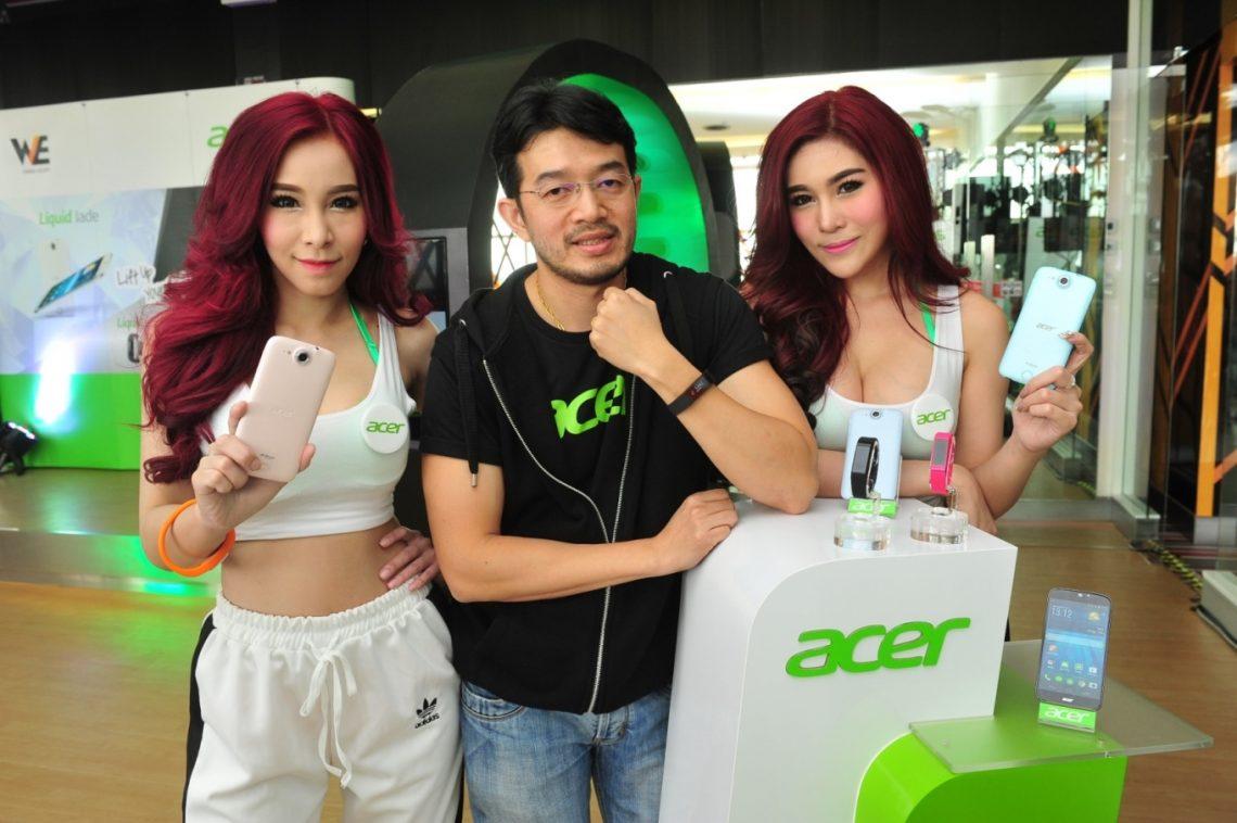 [PR] Acer รังสรรค์โมเดิร์นไลฟ์สไตล์ เปิดตัว Acer Liquid X1, Acer Liquid Jade และ Acer Leap ตอบสนองทุกจังหวะชีวิต ไร้ขีดจำกัดของการเชื่อมต่อ
