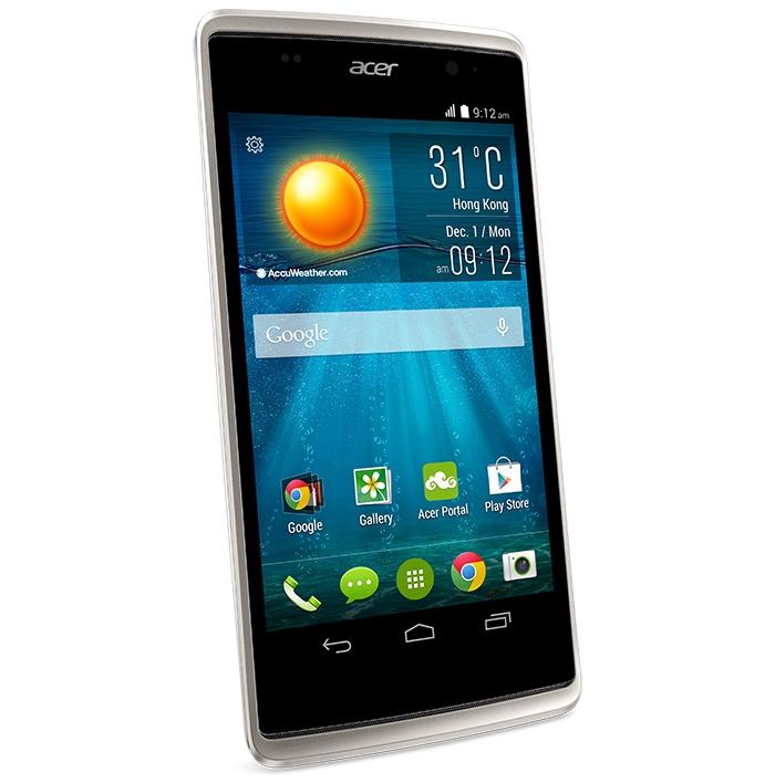 [IFA 2014] Acer เปิดตัว Liquid Z500 สมาร์ทโฟนคุณภาพเสียงระดับสตูดิโอ
