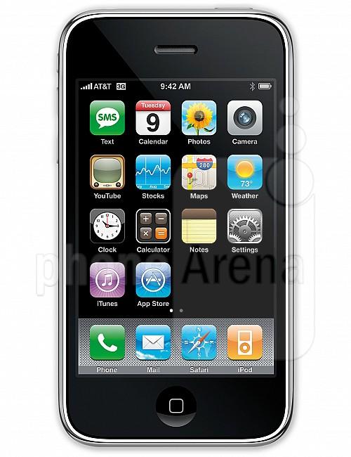 Apple iPhone 3G 0
