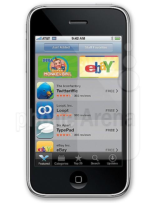 Apple iPhone 3G 10