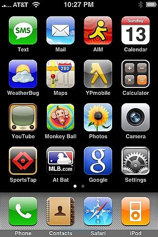 Apple iPhone 3G 15